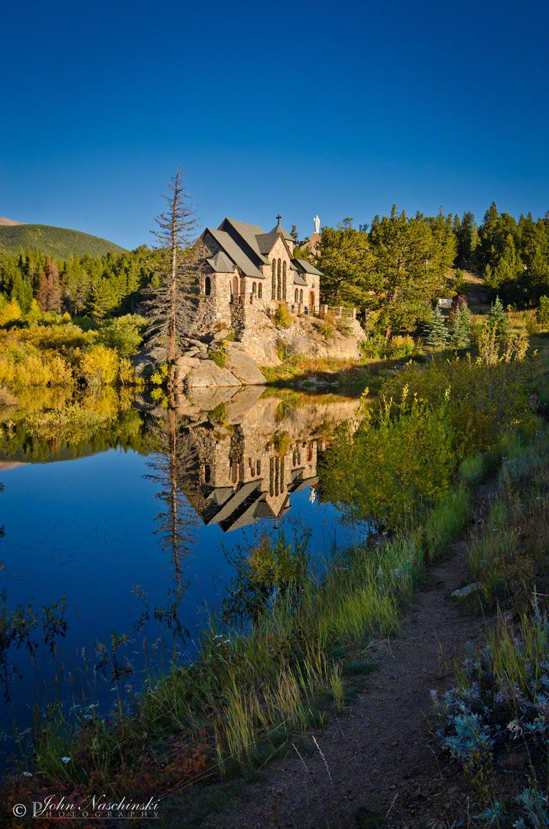 Estes Park Fall Colors And St Malo Chapel