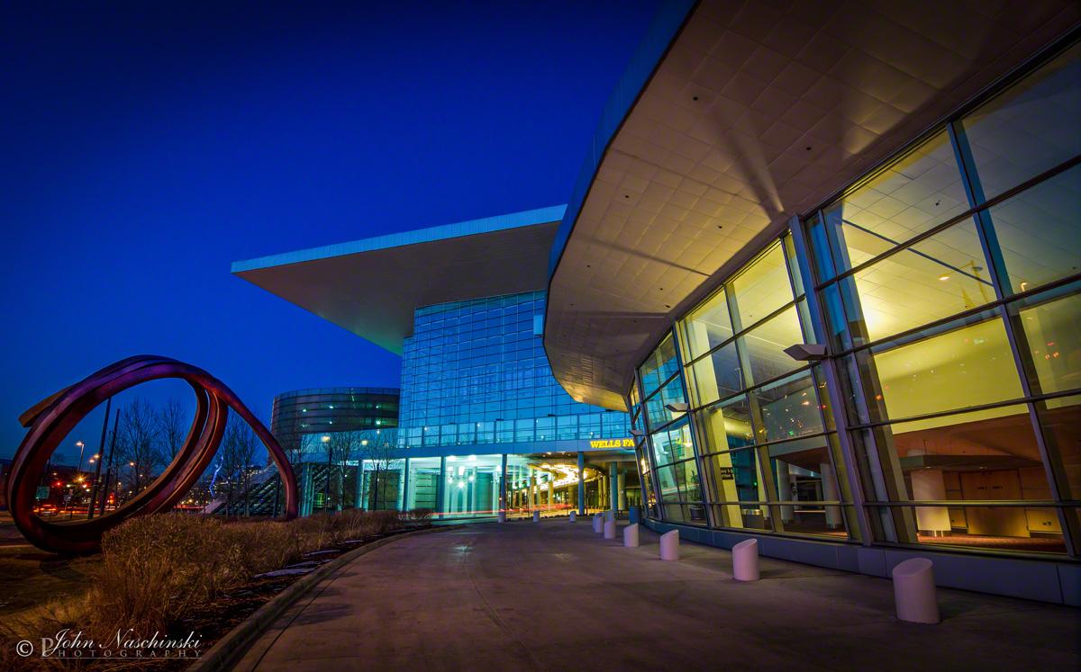 Denver convention center scenic colorado pictures for Craft show denver convention center