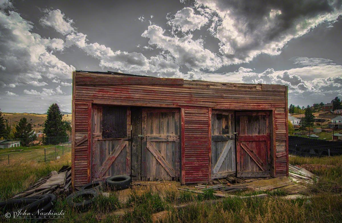 old wooden garage in victor colorado color 2 scenic colorado pictures colorado photos