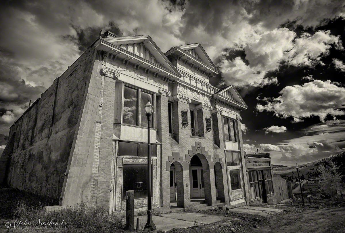 picture of victor colorado masonic lodge b w scenic colorado pictures colorado photos
