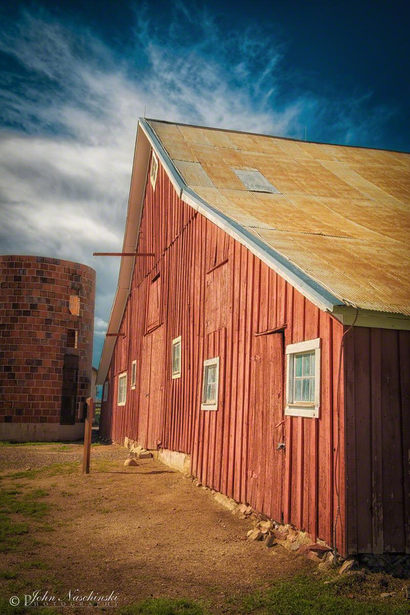 Photos Of Colorado Barn In Parker Co
