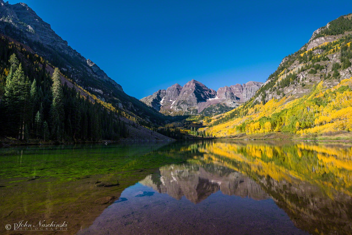 maroon bells lake at - photo #15