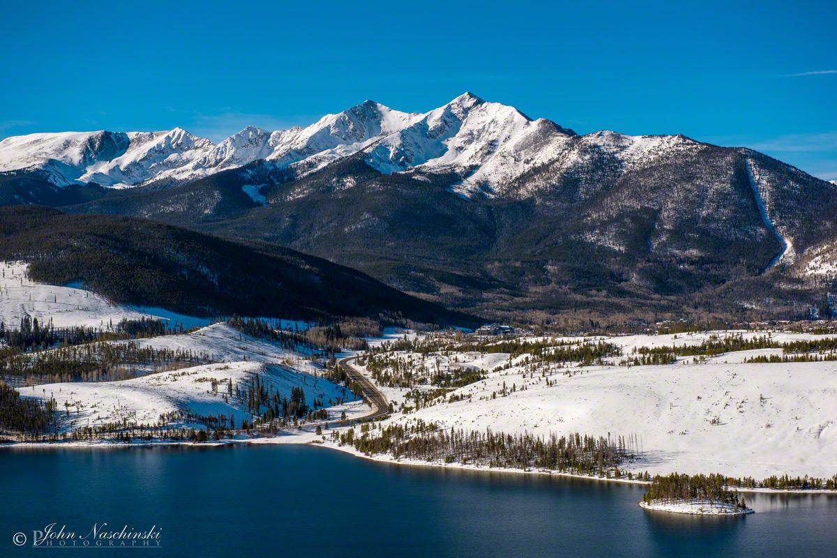 Photos of Breckenridge Colorado & Lake Dillon Frisco CO