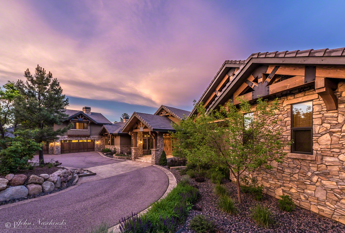 Architectural photography luxury home colorado springs for Most expensive homes in colorado