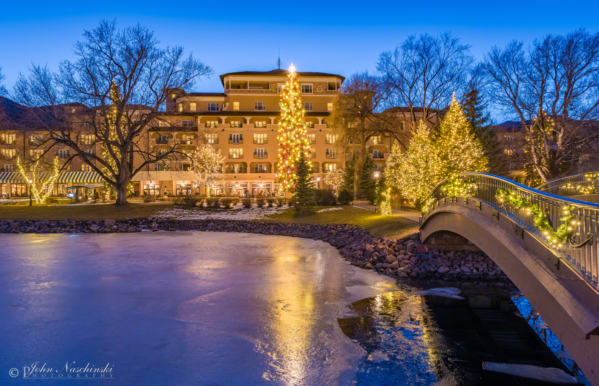 Colorado Springs Christmas Lights